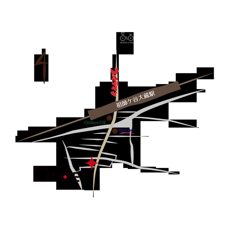 美容室オーダー地図